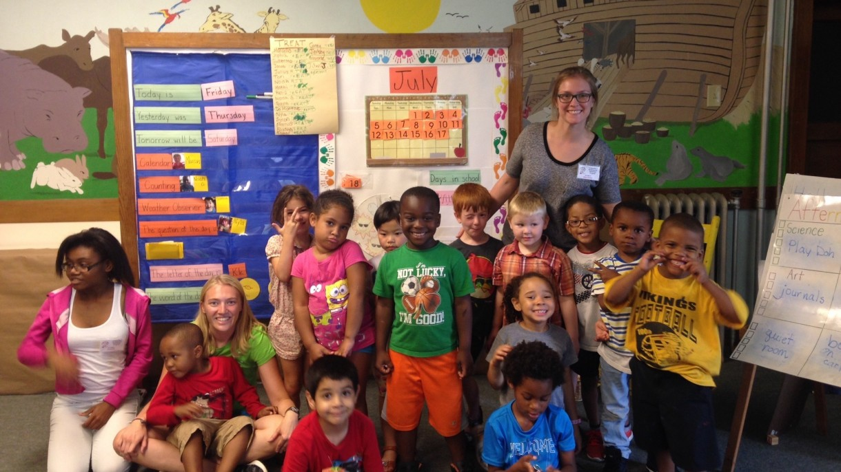 With one adult teacher for every five children, students are part of a  caring, inviting, and safe learning community. A Good Start School is  offered free of ...