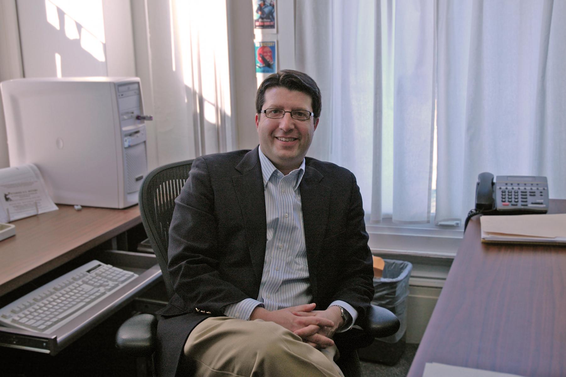 Professor of History, Dr. Michael Flamm