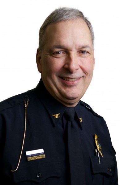 Public Safety Director Bob Wood