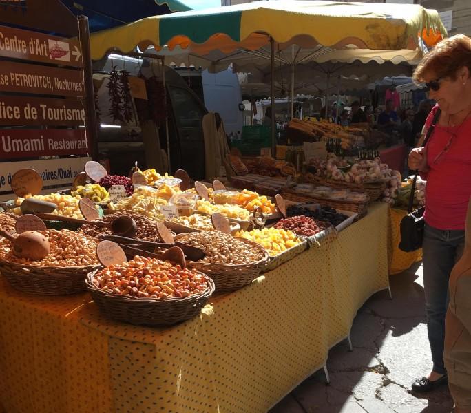 Chloe Holmes French Market