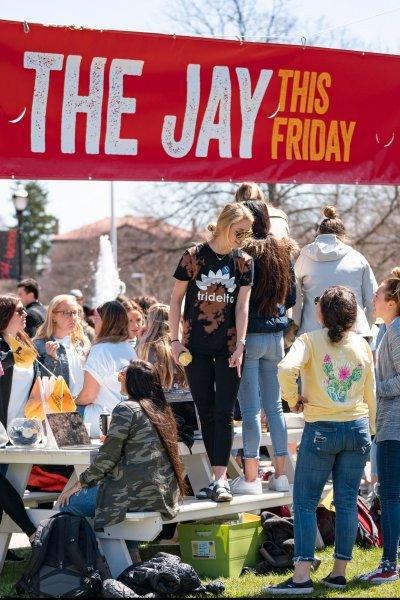 Day on the JAY celebration