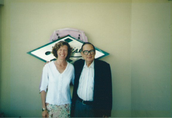 Anne Sokolsky and uncle