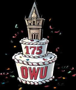 175 birthday cake