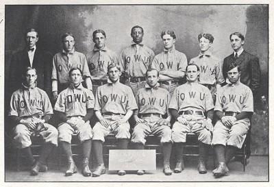 1904 OWU Baseball Team