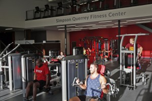 Simpson Querrey Fitness Center