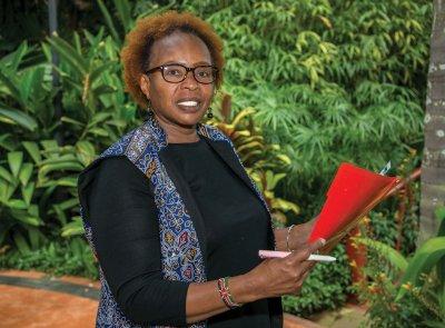 Vivianne Ngugi