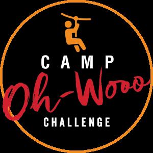 Camp Oh-Wooo Challenge logo