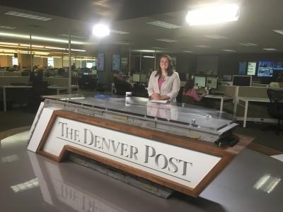 Denver Post Internship