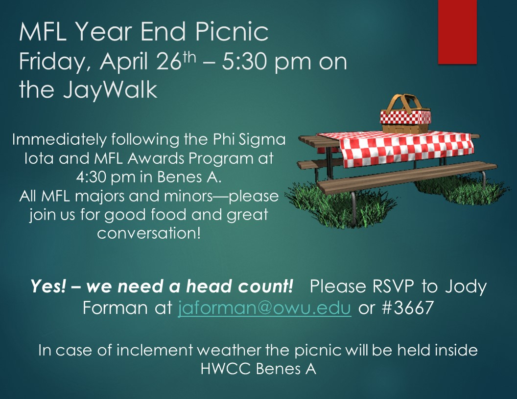 2019 picnic